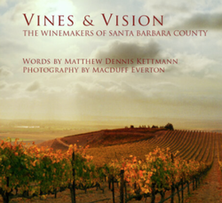 Vines and Vision SBC Winemaker Book